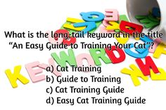 Remember long tail keywords must be very very specific about what you are selling.