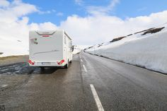 Wohnmobil Norwegen // Caravan Norway