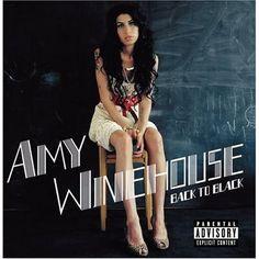 """""""Back to Black"""" é o segundo álbum de estúdio da cantora e compositora britânica Amy Winehouse, lançado primeiramente na Irlanda em 27 de outubro de 2006 e três dias depois no Reino Unido através da editora discográfica Island Records."""