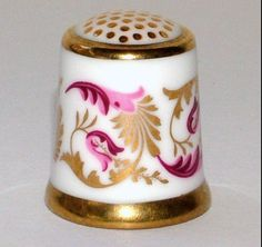 Royal Crown Derby The Purple Scroll