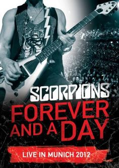 Scorpions - Forever and a Day: Live in Munich 2012 3/5 Sterne