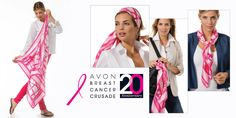Love my new scarf....and toward a great cause too. <3