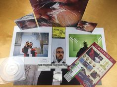 Yassin - Ypsilon Bundle Inhalt Cd Album, Make It Yourself, Digital