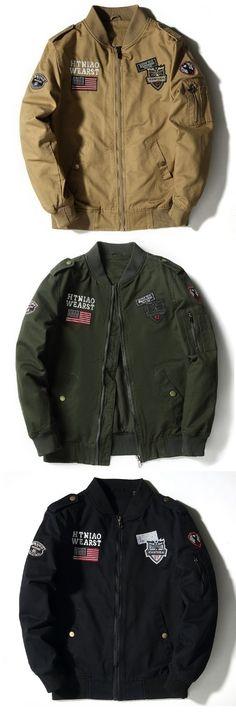 Men's Military Tooling Jacket #Gamiss
