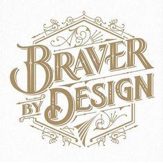 Braver by design by gingermonkey