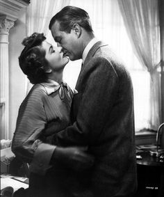 Joan Fontaine & Ray Milland - SOMETHING TO LIVE FOR