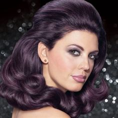 I just bought this color for my hair last night... it's beautiful but I'm kind of nervous to actually do it.