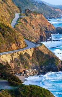 California represent! Take the Pacific Coast Highway! – Post-Grad Road Trips. US Route 89 (a road-tripper's dream that connects more national parks than any other road in the US)