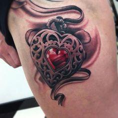 Красивые татуировки, реализм, мастера тату мира.