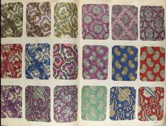 Textile Sample Book Date: 1898 Culture: French Dimensions: H. 17 5/8 x W. 12 5/8 inches 44.8 x 32.1 cm Th. 5 1/2 inches 14.0 cm