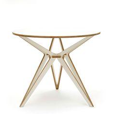 Round Table 90 cm White £155