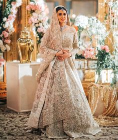 looks pretty in Sana Safinaz luxury collection 2019 . For online order and details contact us at Whatsapp / 00923342265652 Call MadetoMeasure /CustomMade Asian Bridal Dresses, Asian Wedding Dress, Indian Bridal Outfits, Bridal Lehenga Choli, Pakistani Bridal Dresses, Pakistani Wedding Dresses, Country Wedding Dresses, Black Wedding Dresses, Lace Dresses