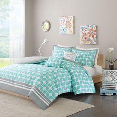 Intelligent Design London Comforter Collection