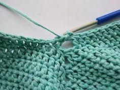 Preskočíme 2 očká na zhova zháčkujeme do jedného Merino Wool Blanket, Accessories, Ornament