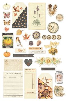 Bits, pieces and more that coordinate with the Amber Moon Collection, use them on your cards, mini albums, layouts and so much more! Journal Stickers, Scrapbook Stickers, Planner Stickers, Bullet Journal Art, Bullet Journal Ideas Pages, Printable Stickers, Cute Stickers, Craft Stickers, Ed Wallpaper
