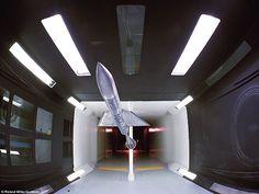 A wind tunnel test c
