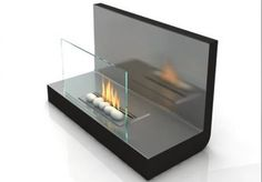 Price £249.99 You Can Save 64.29% and bancroft bioethanol fireplace require no flue or chimney and it is smokeless and it comes in stainless steel and black powder coated iron.