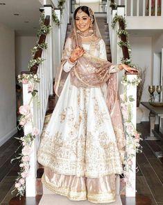 Asian Bridal Dresses, Pakistani Wedding Outfits, Indian Bridal Outfits, Indian Fashion Dresses, Pakistani Bridal Dresses, Pakistani Wedding Dresses, Pakistani Dress Design, Pakistani Designers, Nikkah Dress