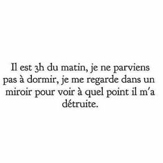 French Words, French Quotes, Sad Quotes, Love Quotes, Inspirational Quotes, Love Words, Beautiful Words, Dark Thoughts, Revers