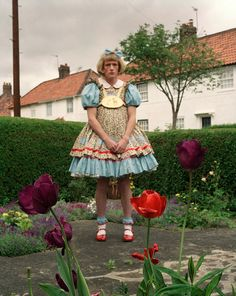 Grayson Perry  Candy Magazine 2007