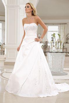 Trouwjurken   Trouwjurk van het merk Ladybird model 95014 - Weddings Bruidsmode