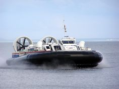 The Hovercraft - Never took the Hovercraft over to the Isle of Wight, but went on one on a school day-trip to Boulogne-sur-Mer, France, one time.