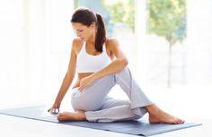Yoga Entspannung - körperliche und geistige Ausgeglichenheit - http://freshideen.com/dekoration/yoga-entspannung.html