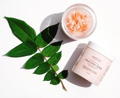 Majestic Pure Himalayan Salt Body Scrub with Lychee Essential Oil Salt Body Scrub, Body Scrub Recipe, Essential Oils, Himalayan Salt Crystals, Citrus Oil, Vitis Vinifera, Vegetable Glycerin, Sweet Almond Oil