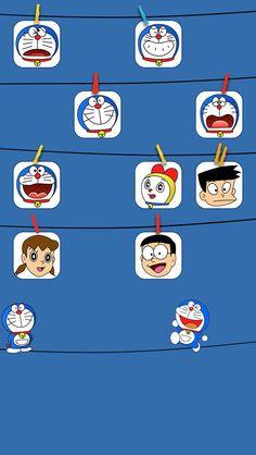 Unduh 1060+ Wallpaper Doraemon Iphone 5 HD Gratid