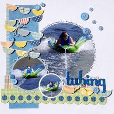Layout: tubing