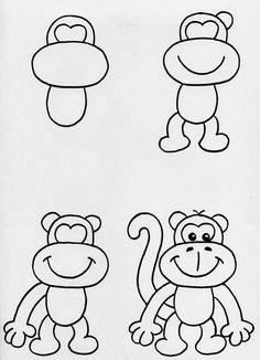 maymun-cizimi.jpg (650×900)