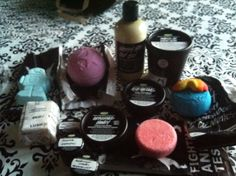 Mothers Day Lush haul