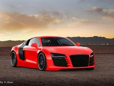 Audi R8 via Flickr.com