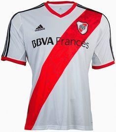 Camisa River Plate Adidas 2013-2014