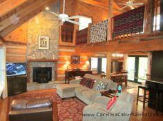 Grandfather Vista   Carolina Cabin Rentals   Vacation Rental Cabin   Boone, NC
