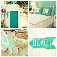 Beachy Turquoise