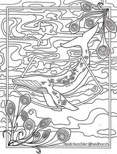 AllTopBargains: 2 Pack Adult Coloring Book Mandala Henna Designs ... | 310x236