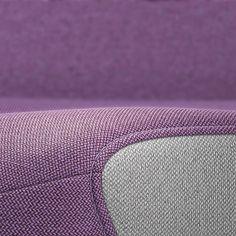 PURE INTERIOR Edition 10 #Lila. Mehr Design für dein #HomeOffice. Mit einer vielfältigen und hochwertigen Stoffauswahl und ihrem ergonomischen Design vereint die PURE INTERIOR Edition bequemes und ergonomisches Sitzen. Das Design und die Farbgebung des PURE machen ihn zu einem optischen Leichtgewicht. Farblich abgestimmt bringt er sich in das Home Office ein und kann sich gleichzeitig zurücknehmen. #schreibtischstuhl #design #interiordesign #Stoff #ergonomie #interstuhl Home Office, Pure Home, Interiordesign, Designer, Pure Products, Lilac, Office Home, Home Offices