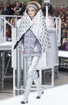 CHANEL NWT 17K RARE!!! MD400 Grey Blue Fantasy Tweed Jacket $7800 Size 38   eBay