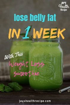 Lose belly in 1 week with this weight loss smoothie. & 7 day weight loss & Diet plan & Diet to lose weight fast & 1 week weight loss smoothie & burn fat & flat belly The post Lose Belly Fat in 1 Week With This Weight Loss Smoothie appeared first on Diet. Weight Loss Meals, Quick Weight Loss Tips, Weight Loss Diet Plan, Weight Loss Drinks, Weight Loss Smoothies, Weight Loss Program, How To Lose Weight Fast, Losing Weight, Weight Gain