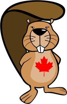 Canada Eh, Toronto Canada, Beaver Cartoon, Maple Leaf Tattoos, Canadian Facts, Canada Day Crafts, Canadian Tattoo, Babysitting Activities, Canada Holiday