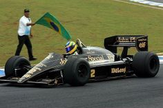 Ayrton Senna. A true legend!!! Rest in peace.