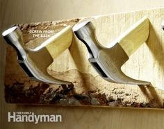 For the workshop (The Family Handyman)