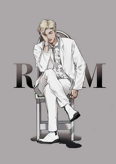 RapMon from bts Namjoon, Rapmon, Bts Bangtan Boy, Seokjin, Bts Anime, Anime Guys, Anime Wolf, Anime Outfits, Arte Copic