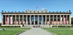 Altes Museum, Berlin, Germany.