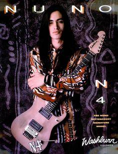 Nuno Bettencourt - another great guitarist