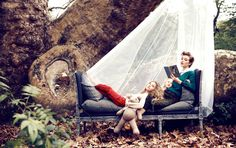 Reina Van der Goot and Elsa F Pose for Marie Claire Turkey by Ayten Alpun