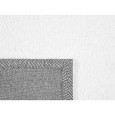 Teppich weiß 80 x 150 cm Shaggy Demre Beliani