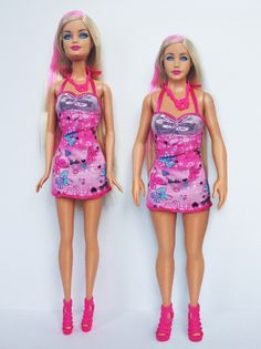 What Barbie Would Look Like If She Was A 'Normal' Woman