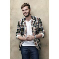 JAMIE DORNAN 8x12 inches/20x30cm HIGH GLOSSY EXCELLENT QUALITY PHOTO
